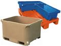 Talpos ir dėžės žuvims: Termoizoliacinės talpos, Izoliuotos talpos, Dėžės žuviai CR, Dėžės žuviai FP, Dėžės žuviai PERSBOX
