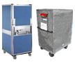 Termoizoliaciniai konteineriai, apvalkalai: Termoizoliaciniai apvalkalai, Konstrukcija ir modelių lentelė, Termoizoliaciniai konteineriai