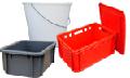 Transportavimo ir sandėliavimo talpos: Krovimo į rietuves dėžės 400 x 300 Euronorm, Krovimo į rietuves dėžės 600 x 400 Euronorm, Euronorm – specialios konstrukcijos dėžės, Dėžės su šoniniu U formos griebtuvu, Dėžės mėsai, Apverčiamos perforuotos dėžės, Apverčiamos dėžės, Loveliai ir dėžės, Specialių matmenų dėžės ir padėkliukai, Transportavimo krepšiai, Kubilai ir kibirai, Didelės talpos