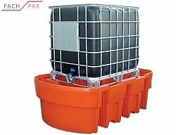 1050 litrų surinkimo vonia