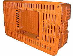 Dėžės gyvų paukščių transportavimui